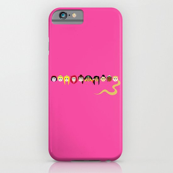 The Princesses iPhone & iPod Case