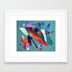 Ruben12 Framed Art Print