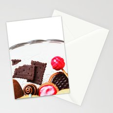 Candies and Cookies Stationery Cards