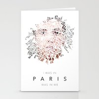 Paris & Me Stationery Cards