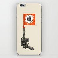Shot First iPhone & iPod Skin