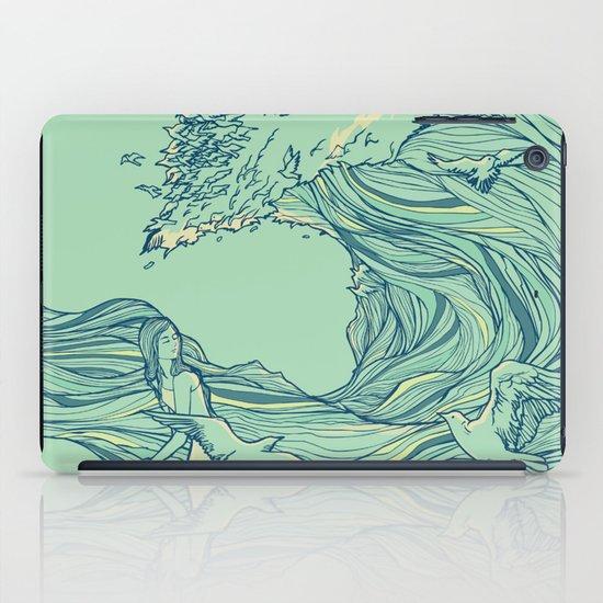 Ocean Breath iPad Case