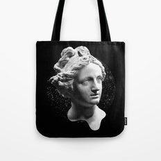 Sculpture Head Tote Bag