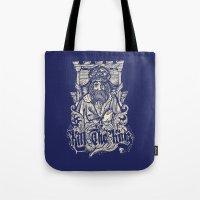 Kill The King Tote Bag