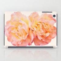 Peachy Keen iPad Case