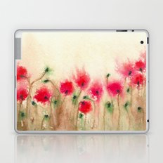 Field of Poppies  Laptop & iPad Skin