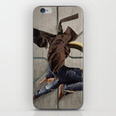 you can barrow my jeans but you have to wash them after iPhone & iPod Skin