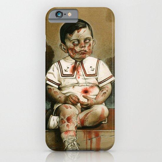 Zombie Boy iPhone & iPod Case