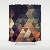 Shower Curtain featuring Fyssyt Pyllyr by Spires