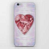 Full Heart iPhone & iPod Skin