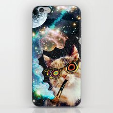 High Cat iPhone & iPod Skin
