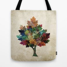 Fall is Back! Tote Bag