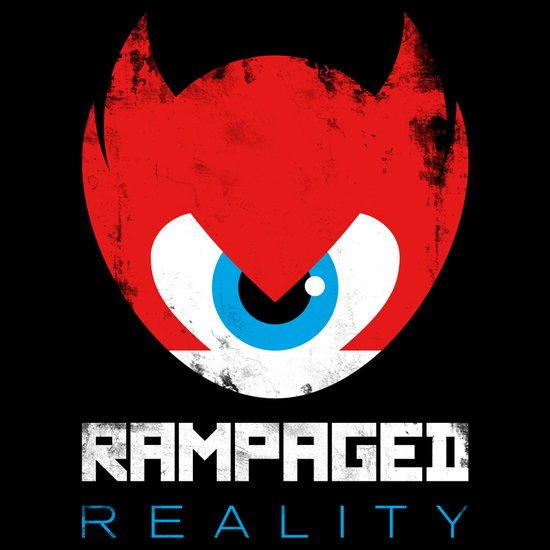 Rampaged Reality Canvas Print