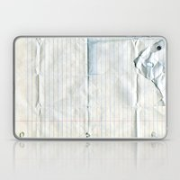 Paper Laptop & iPad Skin