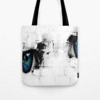 Kid´s eyes Tote Bag