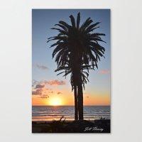 Southern California Suns… Canvas Print
