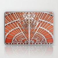 Metal Overlay Laptop & iPad Skin