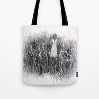Grow Flowers In Chaos Tote Bag