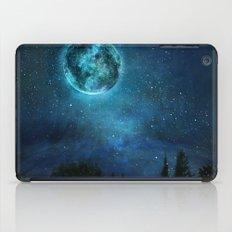 Planetary Soul Haven Night iPad Case