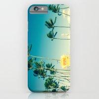 iPhone & iPod Case featuring Kapuka'ulua Beach Lifeguard Station by Sharon Mau