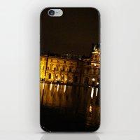 Louvre 2 iPhone & iPod Skin