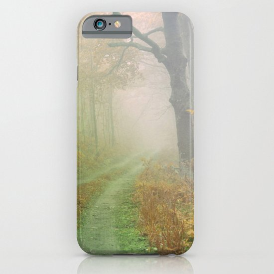 Autumn Road iPhone & iPod Case