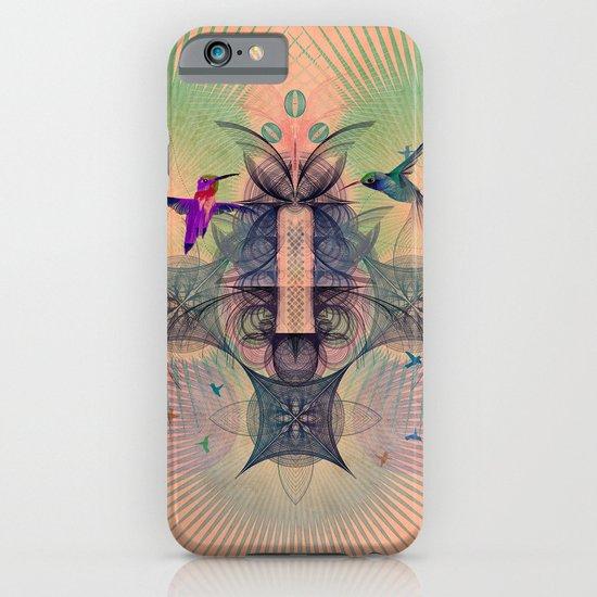 The Hummingbird Dimension iPhone & iPod Case