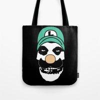 Misfit Luigi Tote Bag