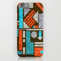 iPhone & iPod Case featuring American Confusion by Josh Franke