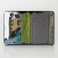 House on The Esplanade iPad Case
