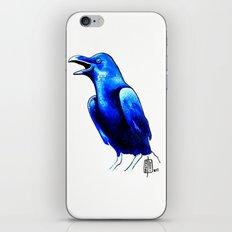 Corvo Blu iPhone & iPod Skin