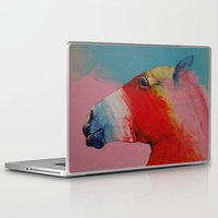 horse Laptop & iPad Skins featuring Horse by Michael Creese