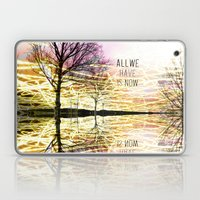 Unexplored Avenues by Debbie Porter Laptop & iPad Skin