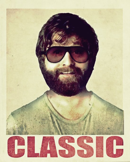 ALAN - The Hangover Art Print