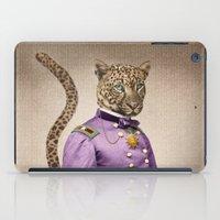 Grand Viceroy Leopold Leopard iPad Case