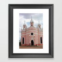 Chesme Framed Art Print