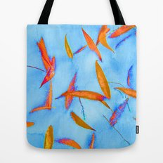 Blue and Bright Tote Bag