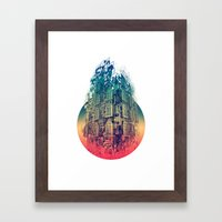 Conception Framed Art Print