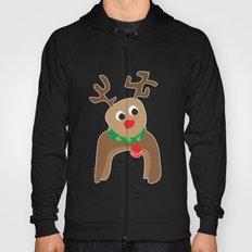 Santa's Reindeer Hoody