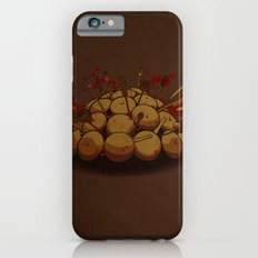 We Dine In Hell iPhone 6 Slim Case