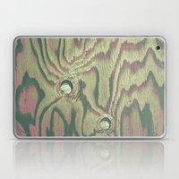Painted Wood #2 Laptop & iPad Skin