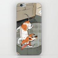 Mabel iPhone & iPod Skin
