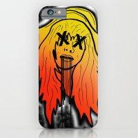Random Girl iPhone 6 Slim Case