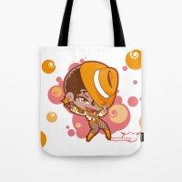 Bee-J Color3 Tote Bag