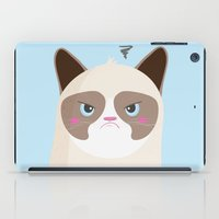 Grumpy Cat iPad Case