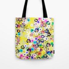 Floral Dreams Tote Bag