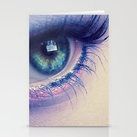 Marionette  Stationery Cards