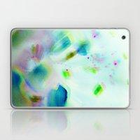 Abstract Garden  Laptop & iPad Skin