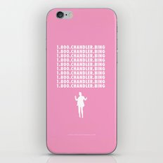 Hotline Bling AKA Chandler Bing // www.pencilmeinstationery.com iPhone & iPod Skin