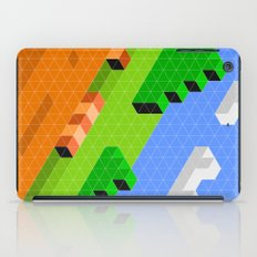 Mario World 1-1 iPad Case